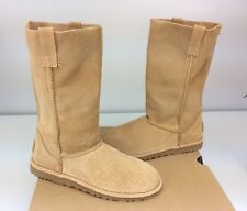 26b915a2820 UGG Australia Flat (0 to 1/2 in.) Boots Perforated for Women for ...