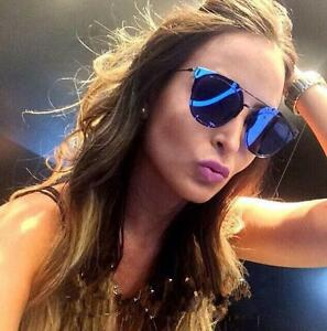 Polarized Fashion Mirrored Sunglass MAN WOMEN Glasses anti Reflective UV400