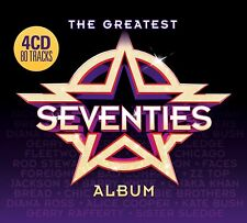 THE GREATEST SEVENTIES ALBUM - NEW CD COMPILATION