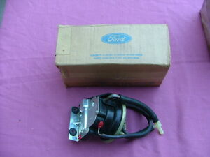 1970 Lincoln Mark III, Ford Thunderbird windshield wiper governor assembly, NOS!