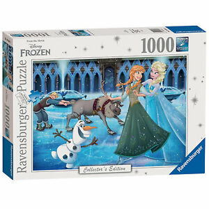 Ravensburger: Disney Collector's Edition Frozen 1000 Piece Puzzle BRAND NEW
