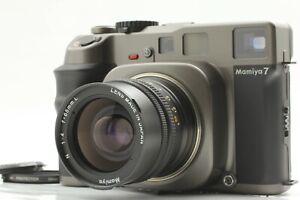 [MINT++] Mamiya 7 Medium Format Film Camera + N 65mm F/4 L Lens From JAPAN