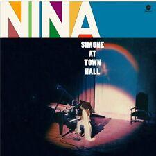 Nina Simone - At Town Hall [New Vinyl] Bonus Track, 180 Gram