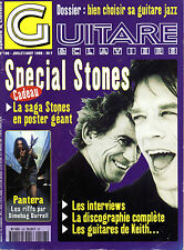 Mag 1998: The ROLLING STONES_THE JESUS AND MARY CHAIN_SLAYER_ADDICT