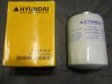 Oem Genuine Parts Hyundai Oil Filter 31e9 0126 A F4
