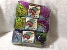Lion Brand Yarn Landscapes 3 Pack Color Wild Flowers