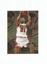 Dennis Rodman Chicago Bulls Basketball Trading Cards