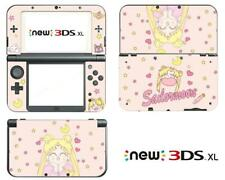 Sailor Moon Crystal Anime Vinyl Skin Sticker Decal Cover for Nintendo New 3DS XL
