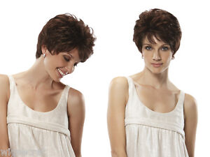 Fame Short Ultra Thin Monofilament Jon Renau Wavy Hand Tied Light Weight Wigs