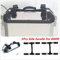 Side handle alloy side box for BMW R1200GS LC ADV ADVENTURE F700GS F800GS