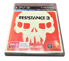 Resistance 3 Sony PS3