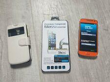 SAMSUNG Galaxy s4 mini (ARANCIONE) (Sbloccato)