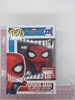 Funko Pop Spider-Man #220 Marvel Collector Corps Exclusive J01