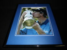 Jim Furyk Signed Framed 8x10 Photo E