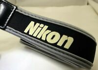 Nikon Neoprene Camera Strap Neck Shoulder Genuine EOM Coolpix