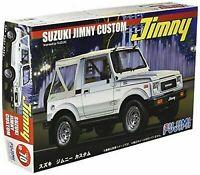 Fujimi ID70 Suzuki Jimny 1300 Custom 1986 Plastic Model Kit Japan