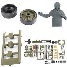 Self-assembled Bag Full Set Parts Kit for Henglong Tank Original 3898-1 Sherman