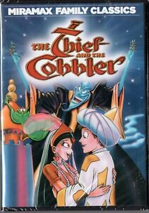 The Thief And The Cobbler (DVD, 2011) Voices Matthew Broderick, Vincent Price...