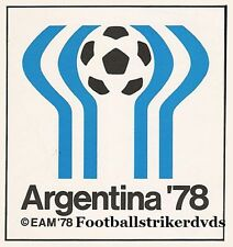 1978 FIFA World Cup Group 3 Brazil vs Austria Dvd