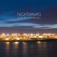 NIGHTHAWKS - LIVE IN HAMBURG (BLACK VINYL)   VINYL LP NEU