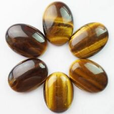 Very Good Cut Natural Oval Opaque Loose Gemstones