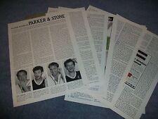 Trey Parker and Matt Stone 2000 Interview Article South Park