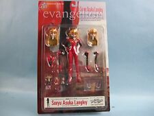 Kaiyodo Evangelion Neon Genesis Soryu Asuka Langley Xebec Toys