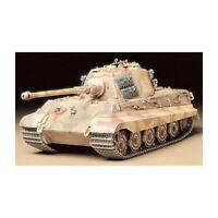 35164 Tamiya King Tiger Prod. Turret 1/35th Plastic Kit 1/35 Military Model Tank