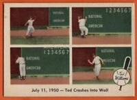 1959 Fleer #40 Ted Williams EX-EXMINT+  HOF Boston Red Sox FREE SHIPPING