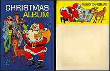March Of Comics 312 Christmas Album Mini Santa Comic Giveaway Promo F 1967