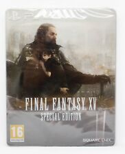 FINAL FANTASY XV SPECIAL EDITION - PLAYSTATION 4 PS4 - PAL ESPAÑA - NUEVO 15
