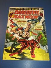 Daredevil #103 Bronze age Spider-man Black Widow Fine