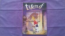 Lot De 9 B.D « Titeuf » Volume 1 A 9 Très Bon Etat