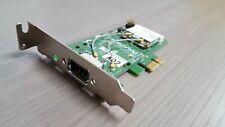 8VP82 Dell Broadcom DW1520 PCI-e Low Profile Wireless WIFI Card KVCX1