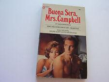 BUONA SERA, MRS. CAMPBELL  1969  AIKEN MOREWOOD  GINA LOLLOBRIGIDA MOVIE TIE-IN