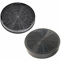 2 Carbon Charcoal Odour Filters for RANGEMASTER Oven Cooker Hood Extractor Vent