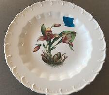 J Precio Copeland Spode Inglaterra Plato N º 3 Calanthe Vestita Orquídea S3239