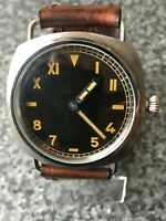 HOMAGE WATCH RADIOMIR 3646 1940 CALIFORNIA DIAL 45mm HAND WINDING MECHANICAL