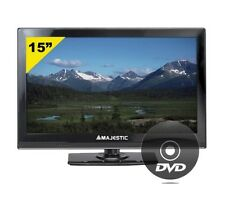 "AUDIOLA 102154 DVX2154D MAJESTIC HOME TELEVISORE A LED 15.6""HD LETTORE DVD/MPEG4"