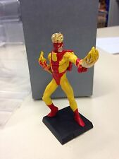 PYRO FIGURINE MARVEL EN PLOMB- COLLECTION EAGLEMOSS COMICS BOOK BD 011
