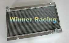 Fit Ferrari 308 GTB 1975-1980; 308 GTS 1977-1980 MT Full aluminum radiator 56mm