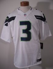 NWT Nike Russell Wilson Seattle Seahawks Mens Limited Jersey XXL White MSRP$150
