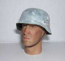 DID 1/6th Scale WW2 German Metal Helmet & Liner - Dustin