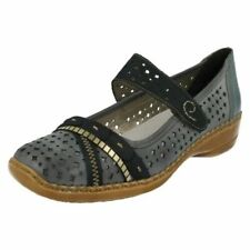 Ladies Rieker Casual Flat Shoes '41386'