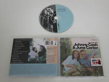 JOHNNY CASH & JUNE CARTER/CARRYIN' ON WITH(COLUMBIA 506370 2) CD ALBUM