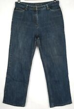 Sportscraft Women's Jeans Size 13 Blue Denim