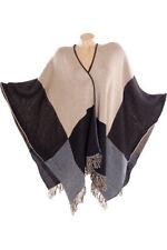 Damen-Pullover & -Strickware im Ponchos-Stil ohne Verschluss Normalgröße