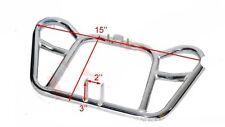 Beinschutz Sturzbügel aus Stahl verchromt Jawa 250 350 Motorrad Universeller