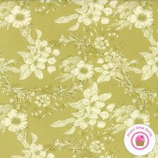 Moda BEE MY HONEY 11621 15 Clover Green Mary Jane Butters QUILT FABRIC YARDAGE