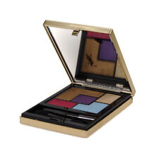 YSL Couture 5 Color Purple Gold Blue Red Eye Eyeshadow Palette #11 Damaged Box